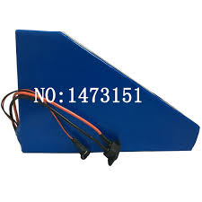 <b>48V 2000w Triangle battery</b> 48v 25ah Lithium ion battery pack 48v ...