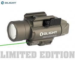Пистолетный <b>фонарь Olight Baldr Pro</b> Desert Tan | Купить Олайт