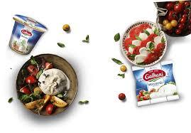 Galbani-безупречные блюда для вашего стола