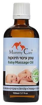 Mommy Care <b>Органическое детское массажное масло</b> — купить ...