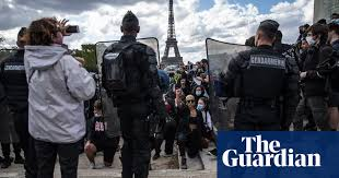 Racist comments on Facebook group used by French <b>police to be</b> ...