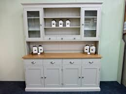 Small Picture Painted Kitchen Dresser Solid Wood Painted Made to Measure