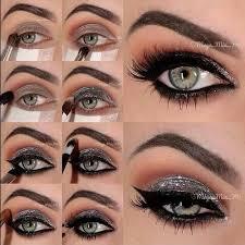 2016 beautiful arabic eye make up for fashionable las 4