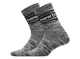Men's <b>Mens Evergreen Short</b> Crew Sock 2 Pair - New Balance