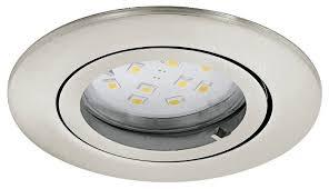Купить Встраиваемый <b>светильник Eglo Tedo 31688</b> по низкой ...