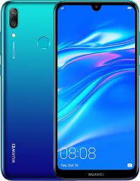 Купить <b>Смартфон HUAWEI Y7</b> (2019) 32Gb, синий в интернет ...