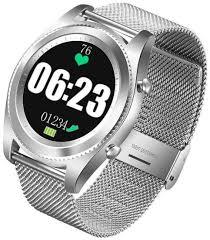 Купить <b>умные часы NO.1 S9</b> (Silver) в Москве в каталоге прочих ...