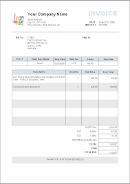 doc proforma invoice template for excel com doc 7941125 invoice template in word format