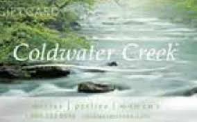 Check Coldwater Creek Gift Card Balance Online | GiftCard.net
