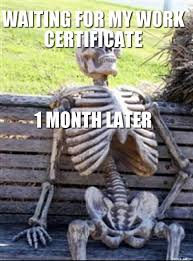 Still Waiting Skeleton Meme - WeSharePics via Relatably.com