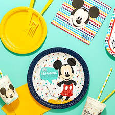 <b>Mickey Mouse Party</b> Supplies & <b>Decorations</b> | Woodies <b>Party</b>