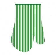 Прихватка с петлей Organic листья <b>Мелисса</b> 20х20 купить с ...