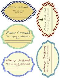 coupons template christmas coupons template