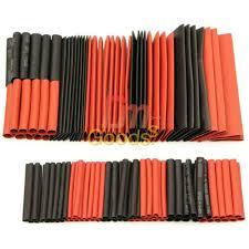 127/140/<b>164/328</b>/530Pcs 2:1 Heat Shrink Tube Tubing Sleeve Wrap ...
