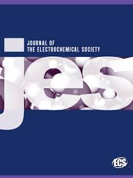 <b>Journal of The</b> Electrochemical Society
