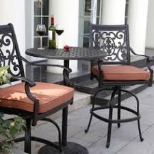 patio furniture sets bar height for stand party casual party or cocktail party now updated in various styles and design for a home in an urban area it alexandria balcony set high quality patio furniture