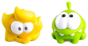 <b>Фигурки PROSTO toys</b> Cut the Rope - Ам Ням + Рыжик 201414 ...