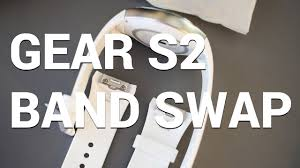 <b>Samsung</b> Gear S2 <b>band</b> swapping - YouTube