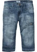 Бриджи мужские из джинс купить в Москве |NEOPOD