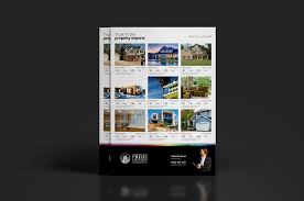 real estate property sheet template for photoshop illustrator a4 real estate property sheet template