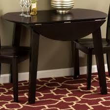 three piece dining set: furniture piece drop leaf dining set delightful simplicity round drop leaf piece dining set