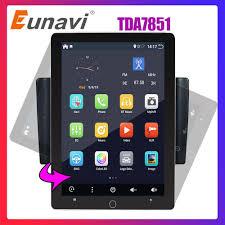 Eunavi <b>2 din Android 10</b> car multimedia radio player universal ...