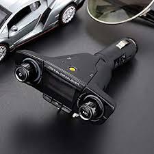 BoL56junH <b>Car Charger</b> Car Dual USB <b>Big Screen</b> Bluetooth ...