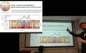 PhD Defence   Part    Thesis presentation  quot Subglacial Processes     YouTube