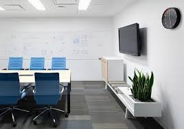 white dominan color of belkin office design belkin office