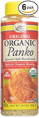Edward & Sons Organic Panko, Japanese Style ... - Amazon.com