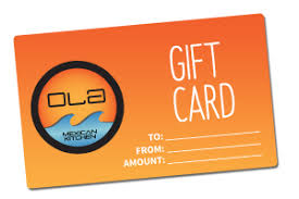Category: Gift Cards | Ola Mexican Kitchen