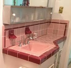 penultimate pink bathroom tour retro renovation