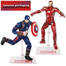 <b>18cm</b> Marvel Avenger Action Figure Movie <b>Anime Super</b> Hero Iron ...