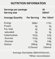 50ml <b>Passionfruit</b> R-<b>Line</b> Electrolyte Drink