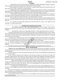 essay on importance of english language ATTN HIGH SCHOOL ENGLISH TEACHERS  The most difficult part of the argumentative essay is the