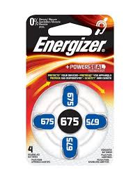 <b>Батарейка Energizer</b> Zinc Air ZA675, <b>4</b> шт - купить по цене 312 ...