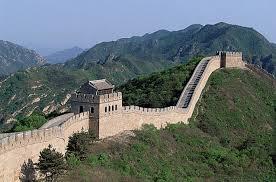 Risultati immagini per grande muraglia cinese