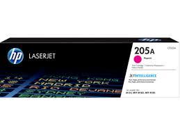 Оригинальный <b>картридж HP</b> LaserJet <b>205A</b>, <b>пурпурный</b> (CF533A ...