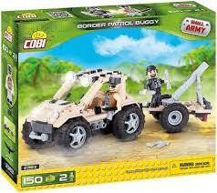<b>Cobi</b> Small Army <b>Border Patrol</b> Buggy 150pcs 2363 :: <b>Конструкторы</b> ...