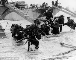 Image result for churchill d-day