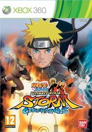 Naruto Shippuden Ultimate Ninja Storm Generations RGH Xbox 360 [Mega] Xbox Ps3 Pc Xbox360 Wii Nintendo Mac Linux