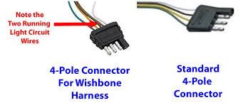 wiring diagram for 4 pin trailer plug wiring diagram and hernes 4 pin trailer wiring diagram diagrams