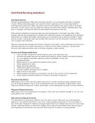 er nurse job description resume sample of pacu department unit cover letter er nurse job description resume sample of pacu department unit nursing assistant certified and