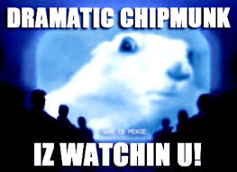 DRAMATIC CHIPMUNK MEMES image memes at relatably.com via Relatably.com