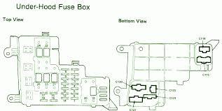 wiring schematics for 2000 honda civic under hood fuse box wiring 1989 honda accord under hood fuse box diagram