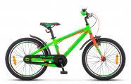"""<b>Велосипед Stels Pilot-250</b> Gent 20"""" неоновый-зеленый/неоновый ..."""