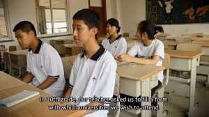 inside of chinese high schools an exclusive interview uncut inside of chinese high schools an exclusive interview uncut