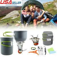<b>Portable</b> Gas <b>Camping Stove</b> Butane Propane Burner <b>Outdoor</b> ...