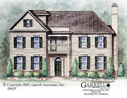 South Battery House Plan   House Plans by Garrell Associates  Inc South Battery   Coastal House Plans  Small House Plans