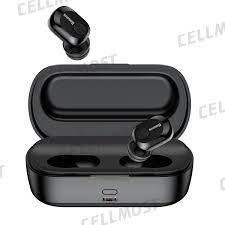 BASEUS Encok W01 <b>TWS Wireless Bluetooth</b> V5.0 Earphone ...